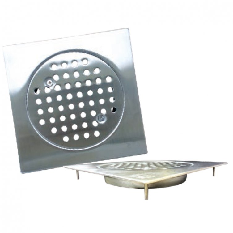 Stainless Steel Floor Strainers